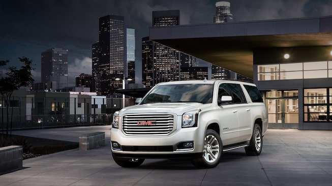 Get 9% below MSRP on select oldest GMC Yukon full-size SUVs in stock when you finance through GM Financial.