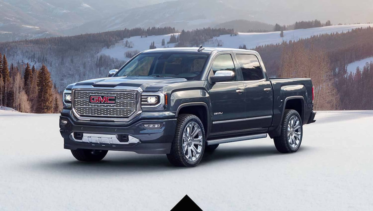 2018 Gmc Sierra Denali Light Duty Pickup Truck