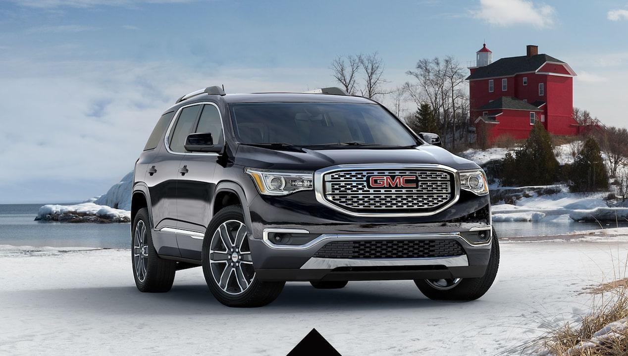 Trucks, SUVs, Crossovers, & Vans | 2018 GMC Lineup