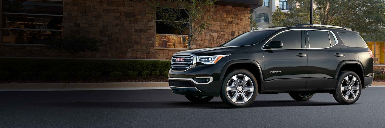 Trucks Suvs Crossovers Vans 2018 Gmc Lineup