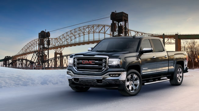 2018 GMC Sierra SLT Light Duty Pickup Truck