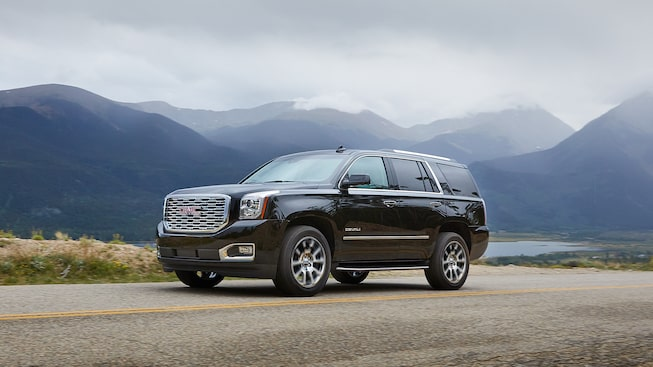 2019 GMC Yukon with Denali Ultimate Package