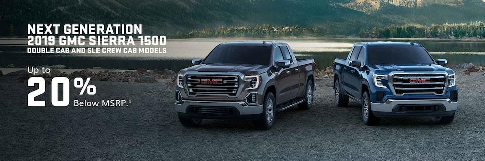 Gmc Dealers In Arkansas >> Gmc Lineup Trucks Suvs Crossovers And Vans