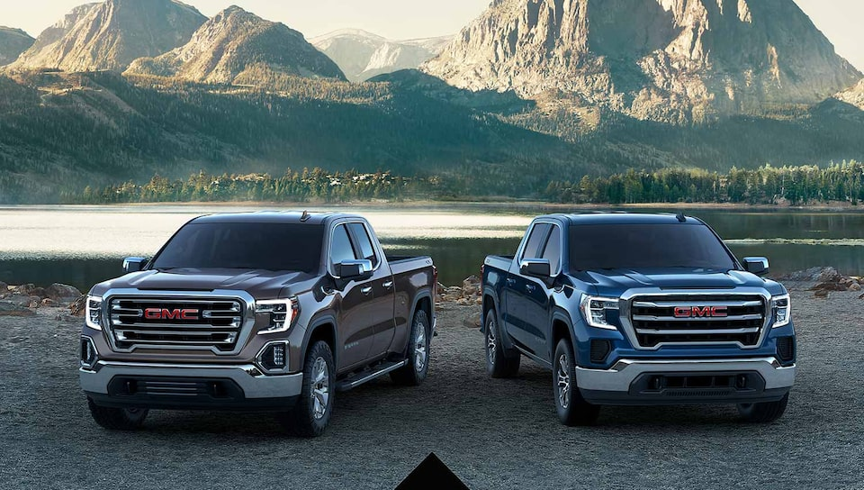 GMC Lineup: Trucks, SUVs, Crossovers and Vans