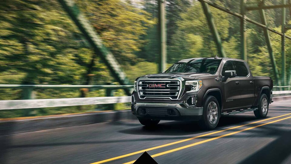 2019 GMC SUV Lineup Large Retail Event Banner