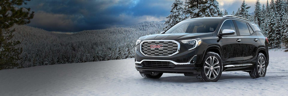 Jim Trenary Ford >> Gmc Lineup Trucks Suvs Crossovers And Vans