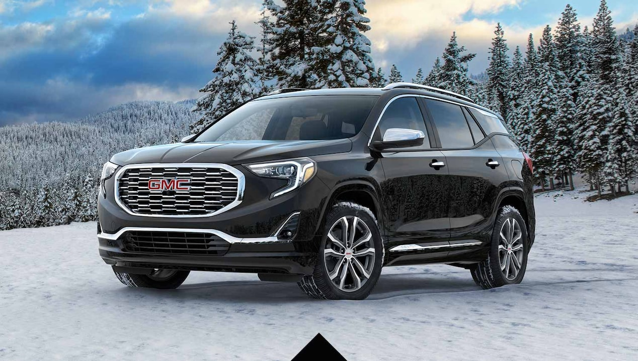 2019 Gmc Terrain Denali Small Luxury Suv