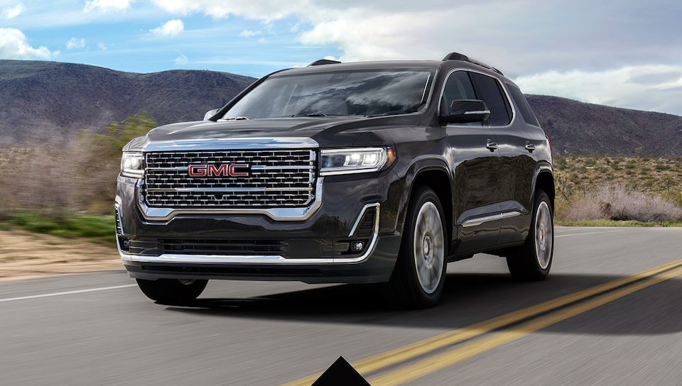 2020 GMC Vehicle Lineup: Acadia, Sierra and Terrain