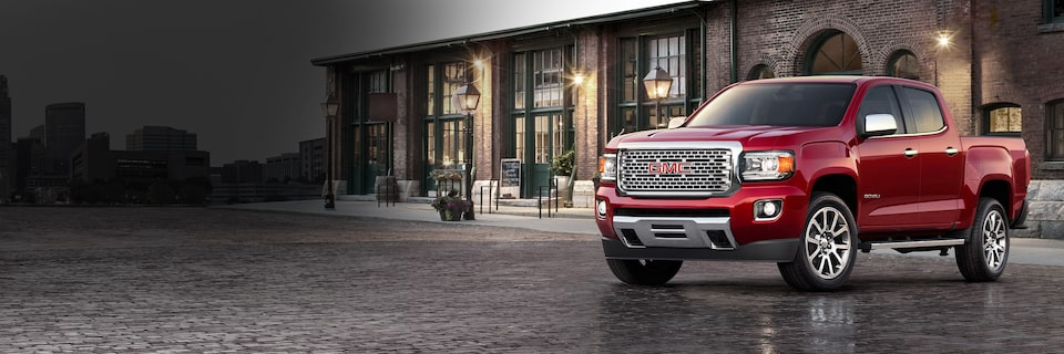 2020 GMC Canyon Denali Front Side Exterior