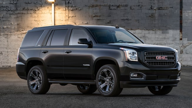 Introducing the 2019 GMC Yukon Graphite and Graphite Performance Editions.