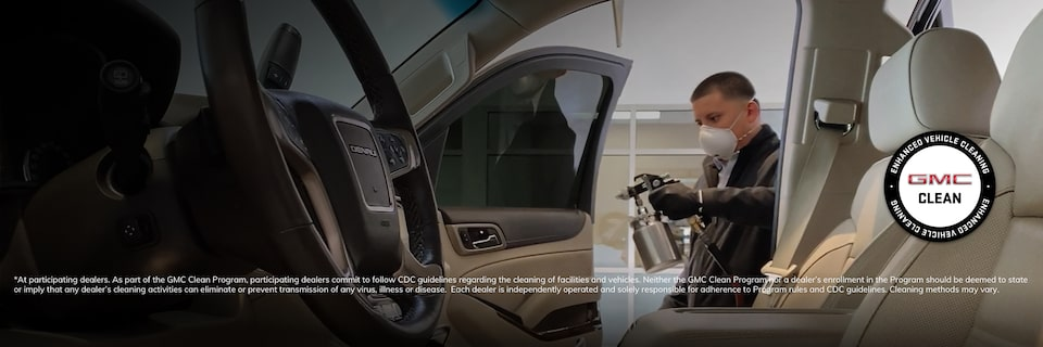 GMC Denali Interior: Enhanced Vehicle Cleaning