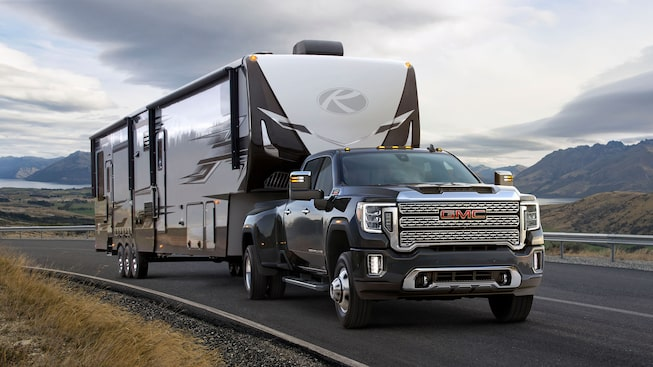 Next Generation 2020 GMC Sierra Heavy Duty Pickup Truck