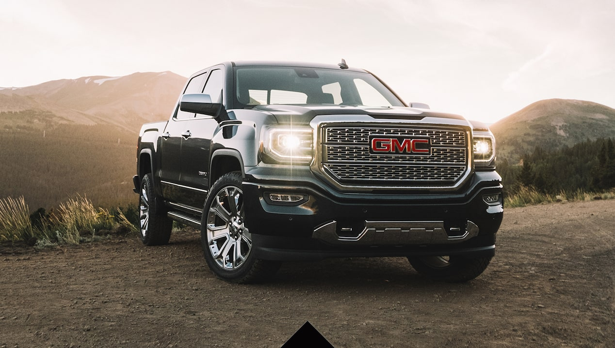 of trucks denali vehicles new used for sale sierra park place gmc