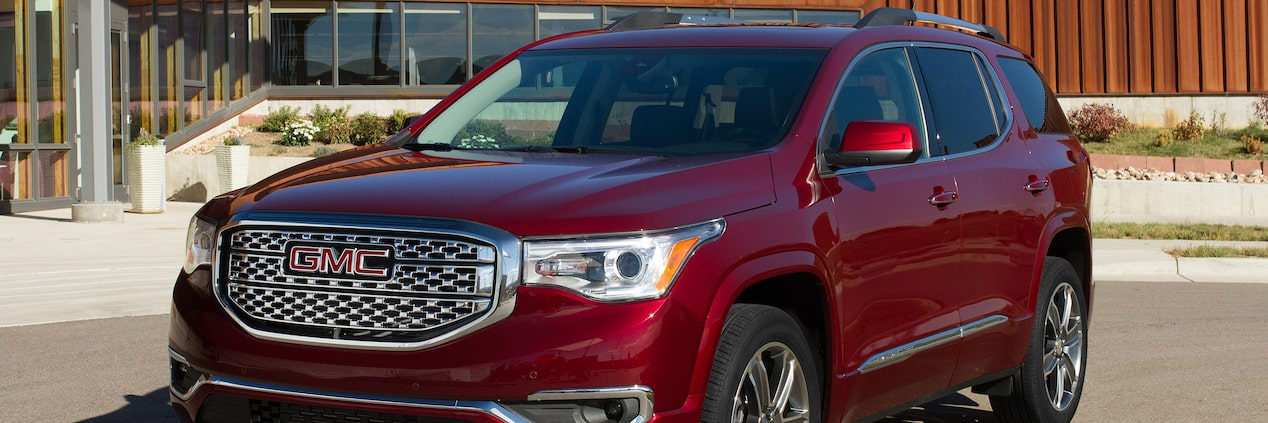 GMC life acadia denali engineering explained.