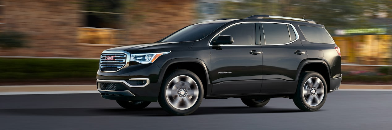 2017 Gmc Acadia Named A Iihs Top Safety Pick