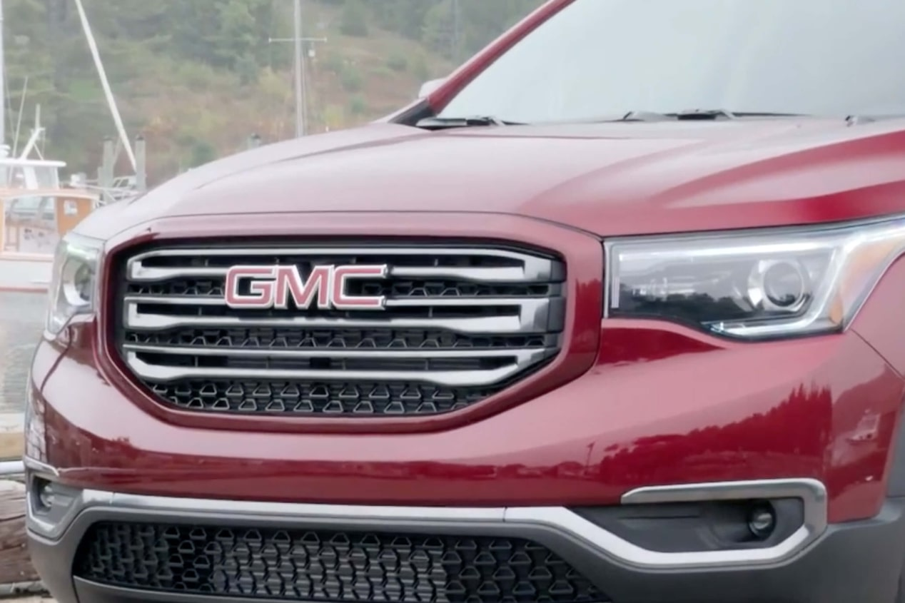 GMC life all terrain trucks all terrain package inside and out video.