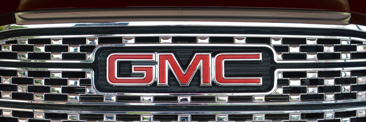 GMC life allison fannin state fair close up grille.