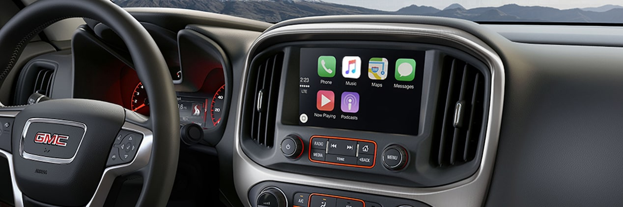 Apple CarPlay Connectivity - GMC Life