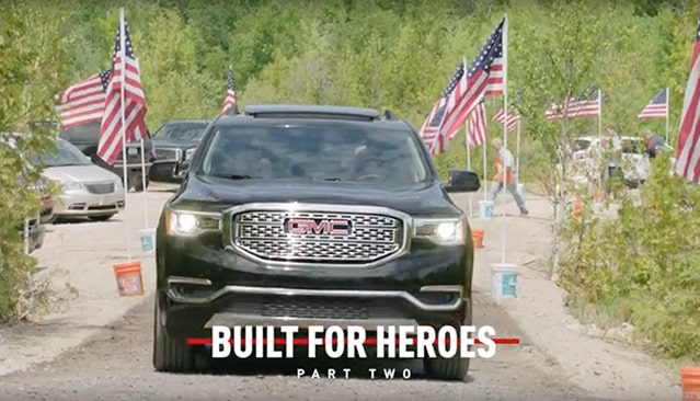 GMC life building independence part two video.