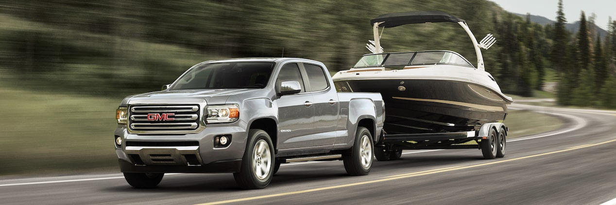 Canyon Small Truck Duramax Diesel Details - GMC Life