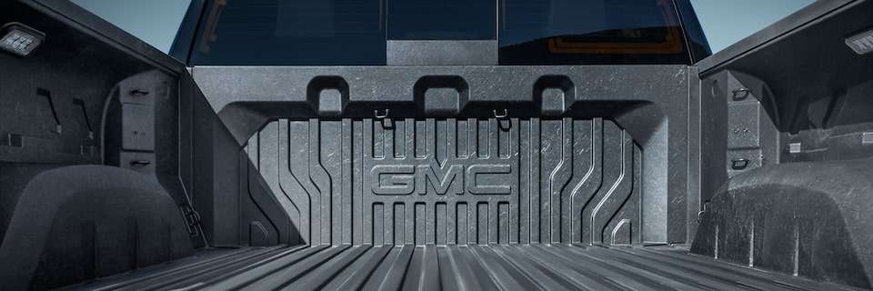 GMC Sierra CarbonPro Bed Liner Close Up