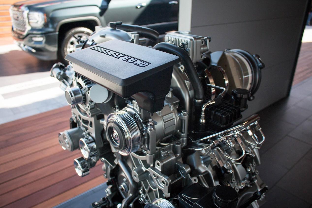 gmc life duramax diesel engine