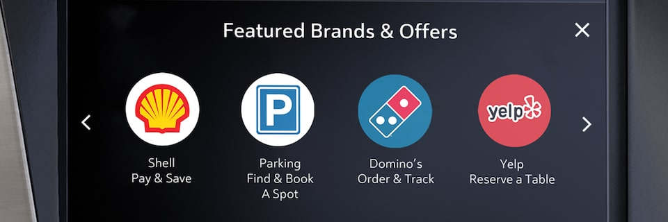 GMC Marketplace Featured Brands & Offers Closeup
