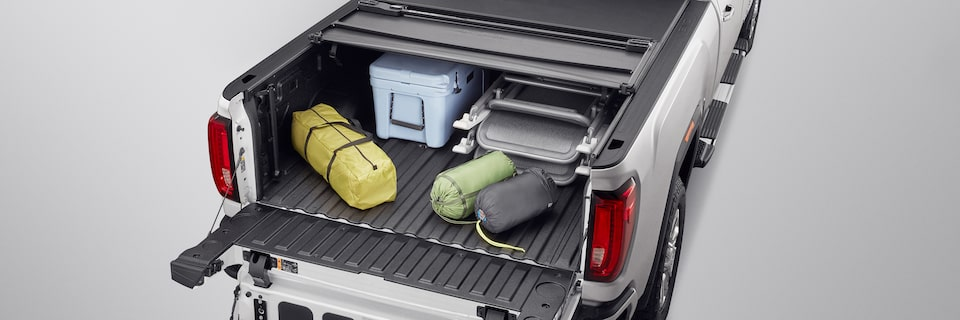 2020 GMC Sierra 1500 HD Tonneau Cover Overview