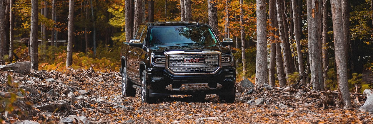 GMC life how and when to use 4WD.