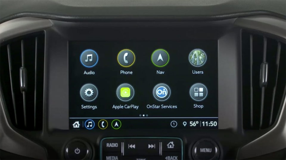 GMC Life: How to Utilize Your GMC Infotainment System Video