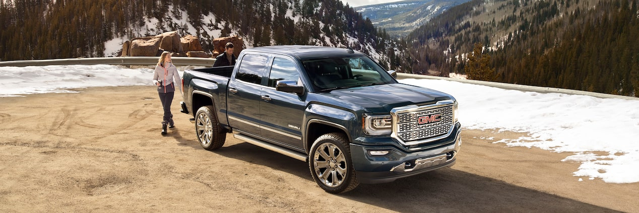 GMC Life: Winter Driving Tips