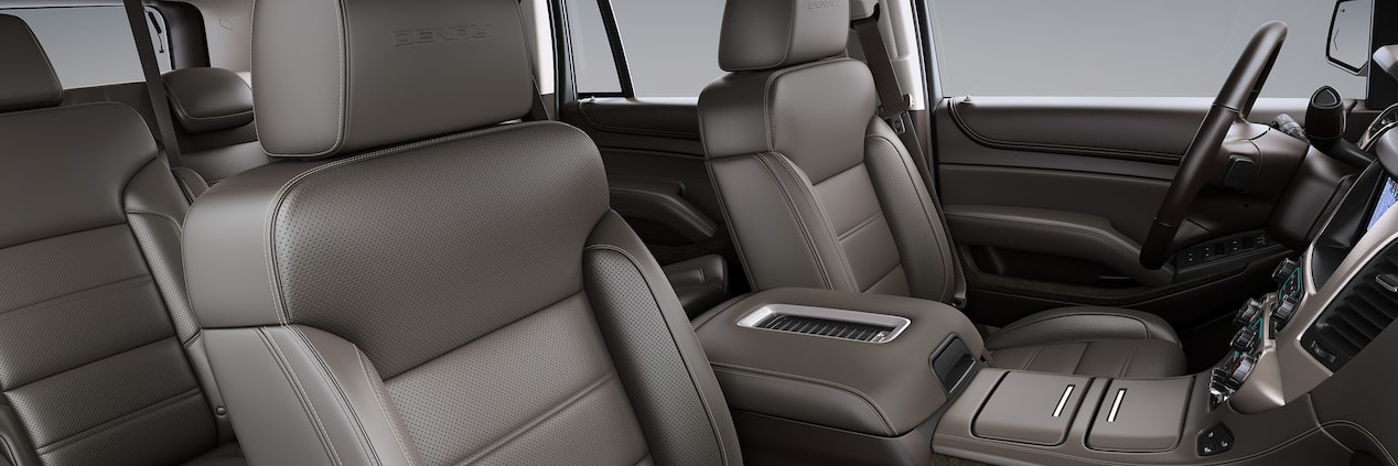 GMC Life: programable memory seat functions