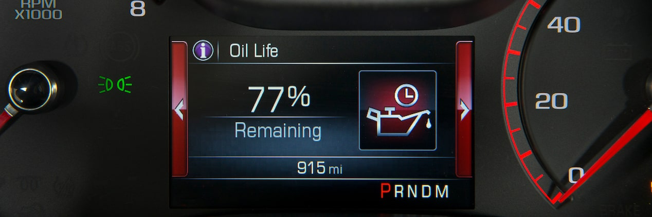 How To Use Your GMC Oil Life Monitor - GMC Life