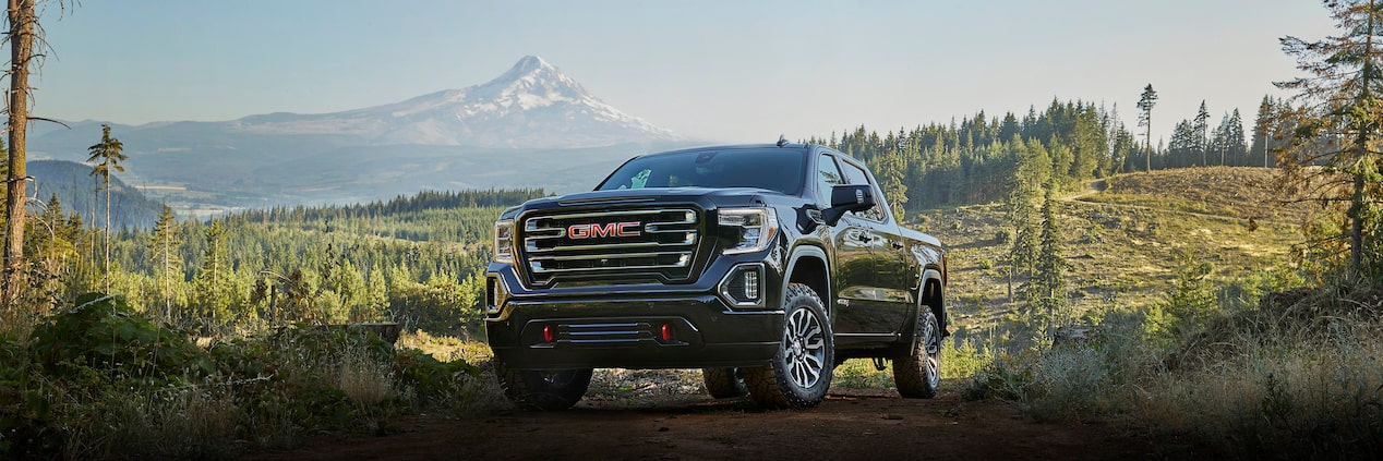 GMC Sierra AT4 Off-Road Package Front Exterior