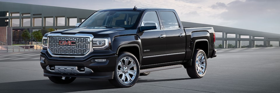 Sierra Denali Ultimate Pickup Gmc Life