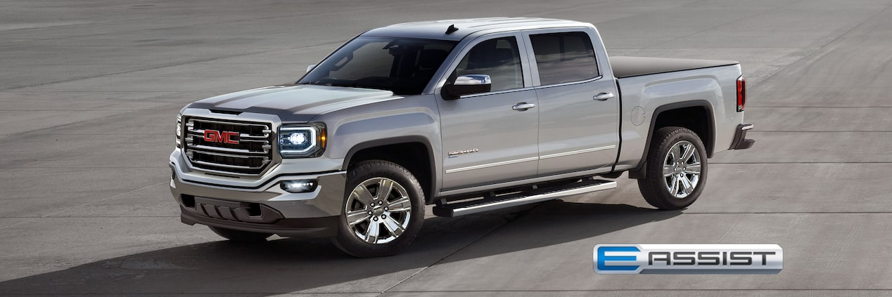 GMC Sierra Full-size Pickup Truck with eAssist