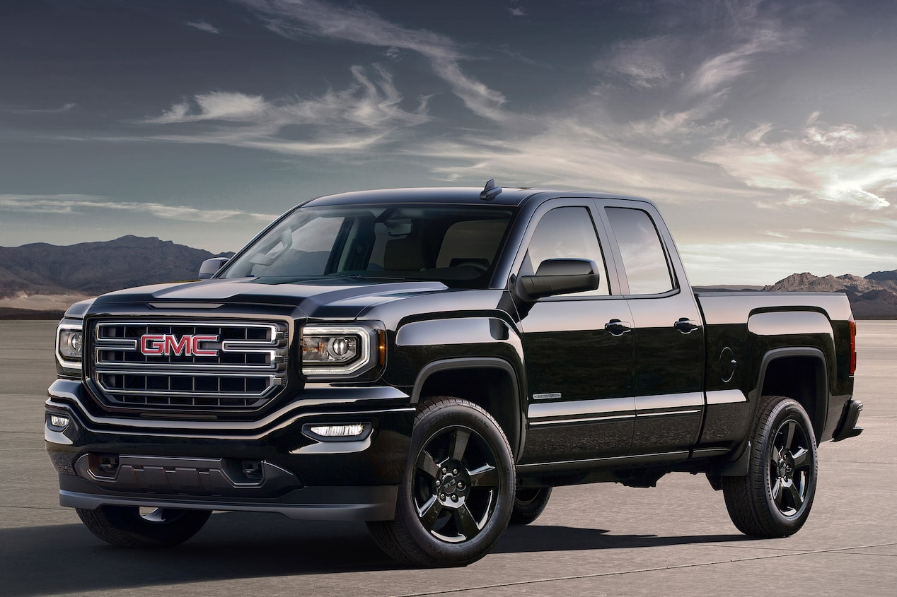 GMC life sierra elevation edition