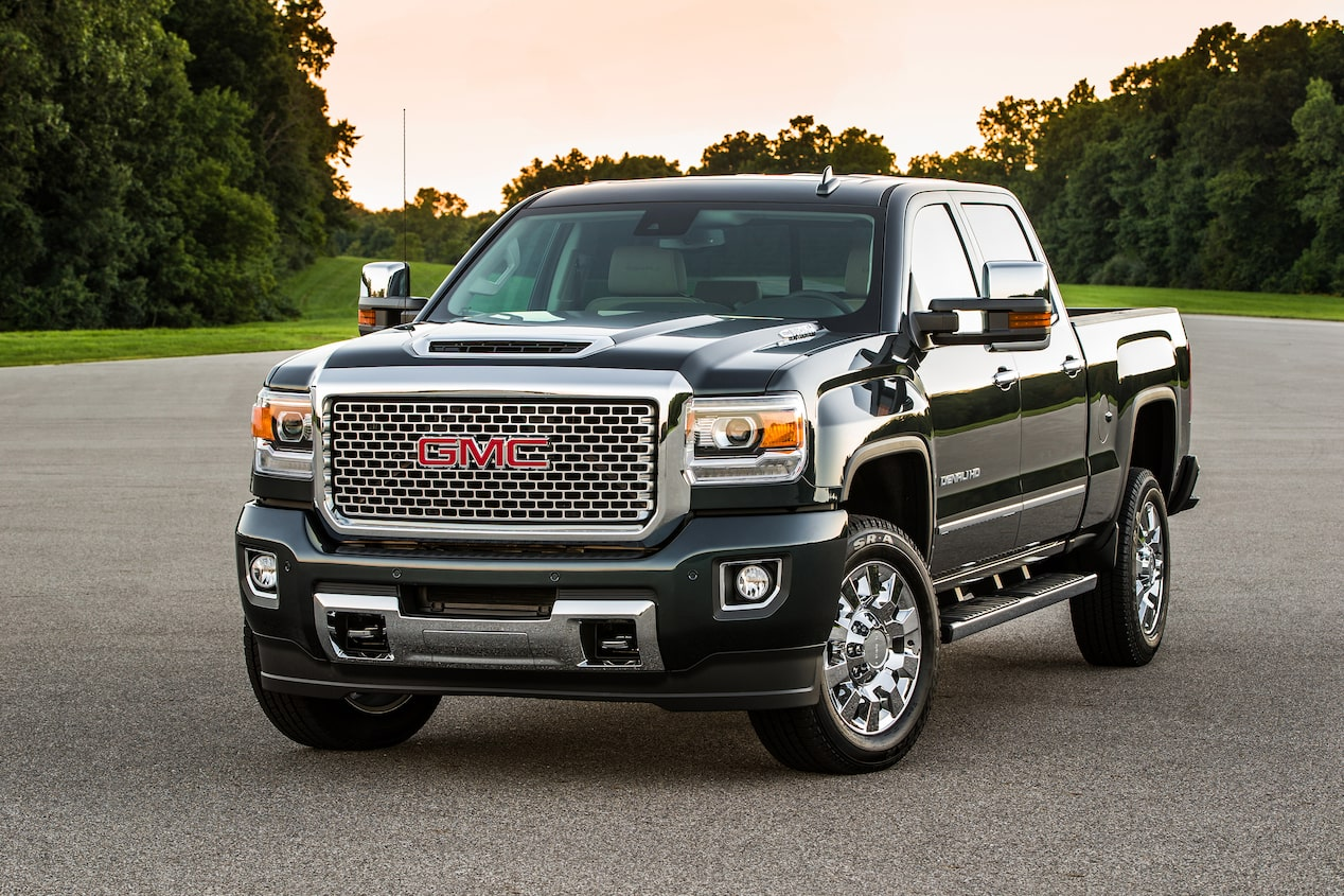 Gmc Life 2017 Sierra Hd Reveal