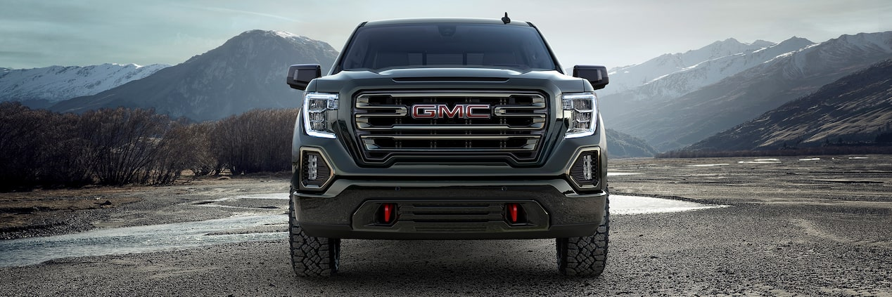 Introducing the First-Ever 2019 Sierra AT4 - GMC Life