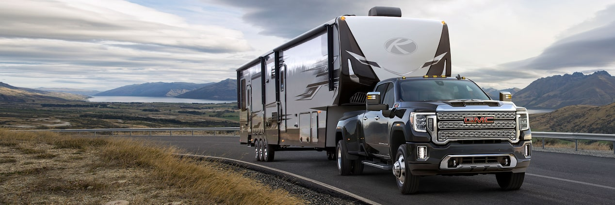 Chevy 3500 Dually Towing Capacity >> 2020 Gmc Sierra Heavy Duty Purpose Built To Trailer Like A Pro