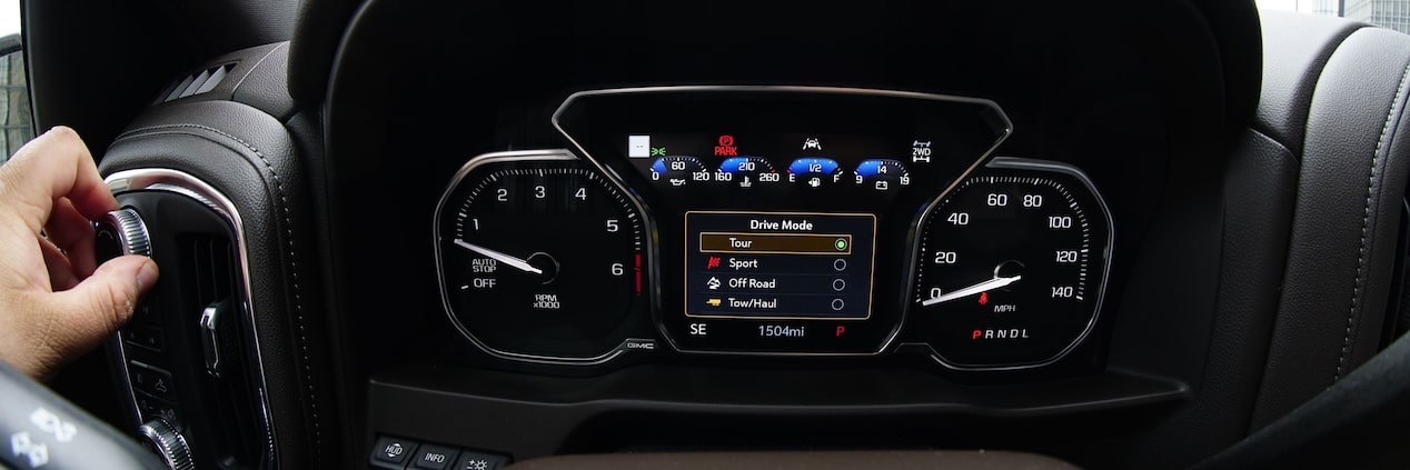 2019 GMC Sierra: Traction Select System   GMC Life
