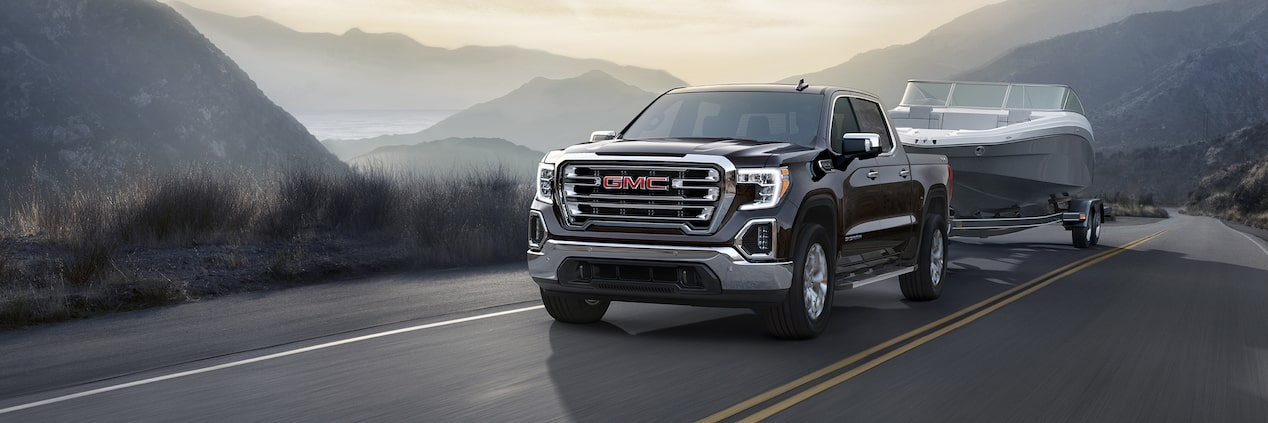 2019 GMC Sierra: Traction Select System | GMC Life
