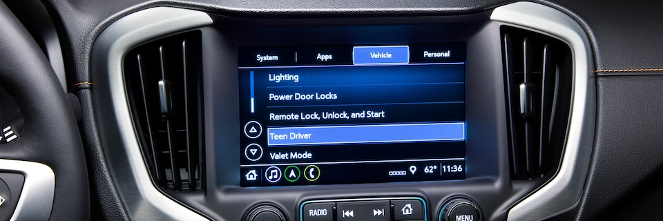 Teen Driver: New Safety Technology - GMC Life