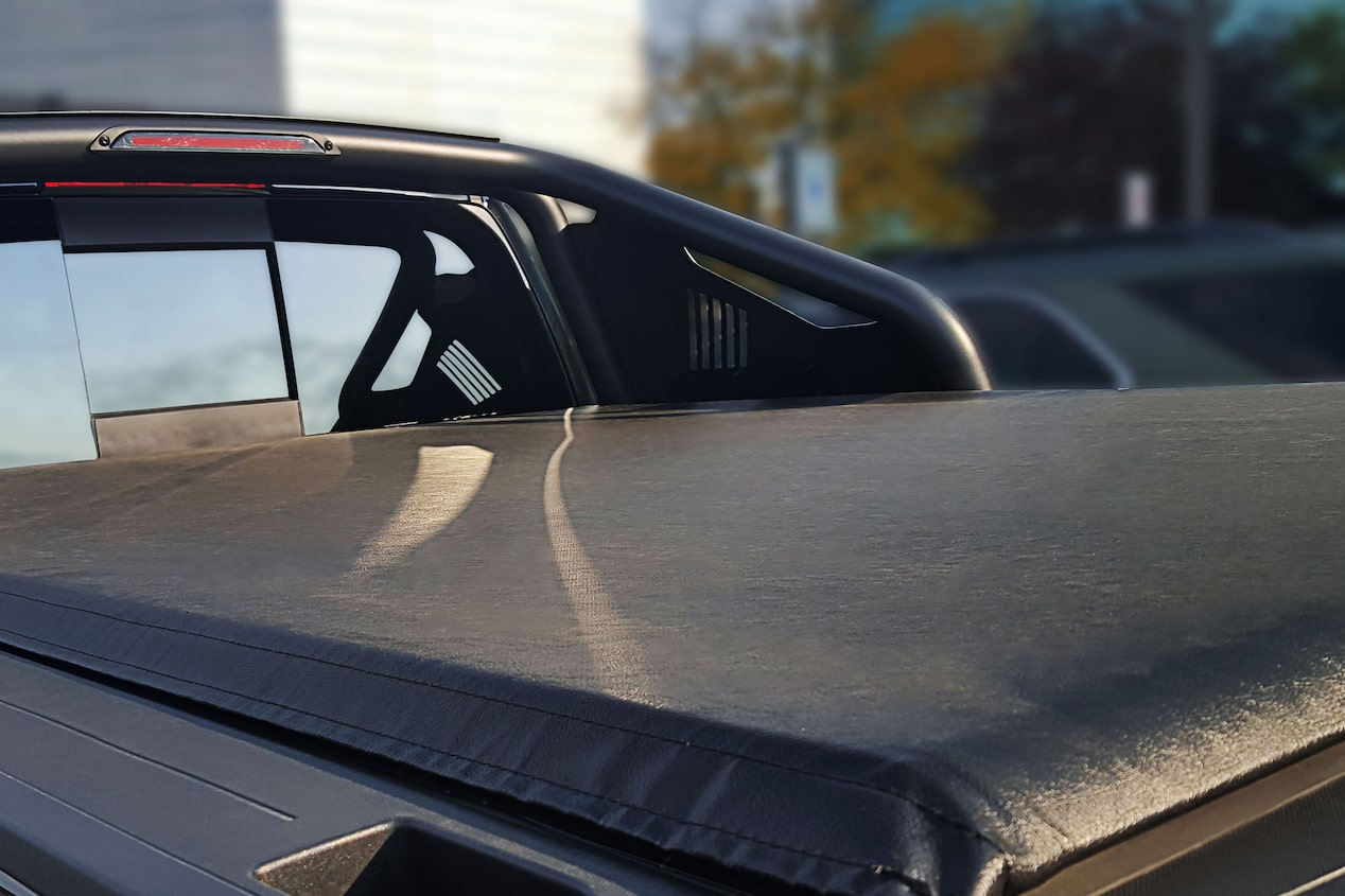 Top Your Pickup With a Tonneau Cover - GMC Life