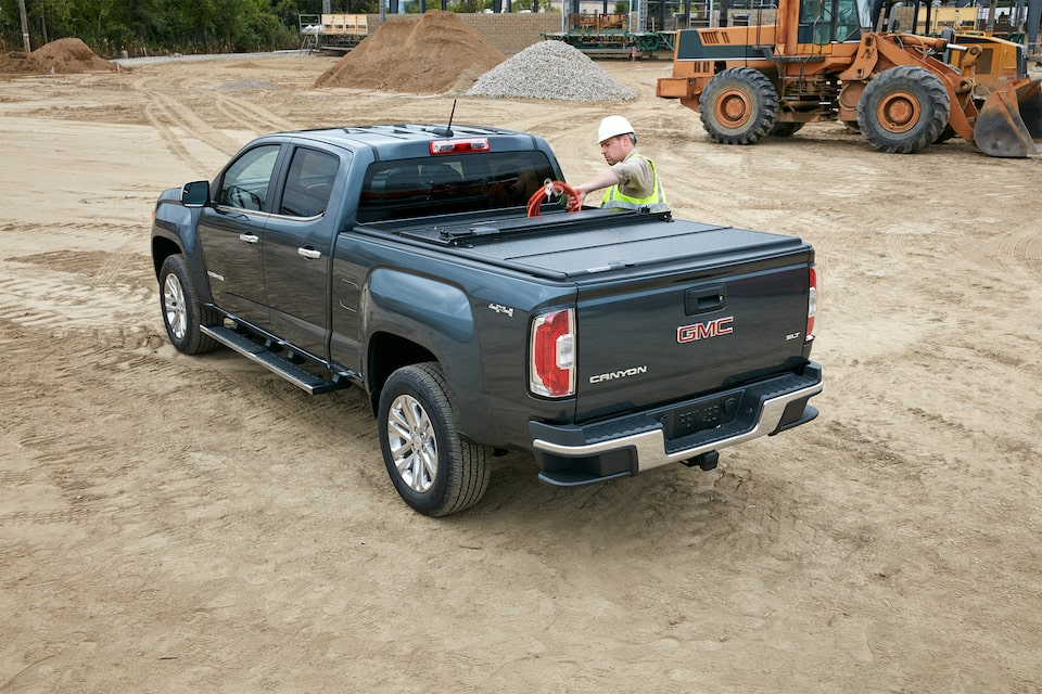 Gmc Canyon Diesel Another New Diesel Truck Changes A Segment