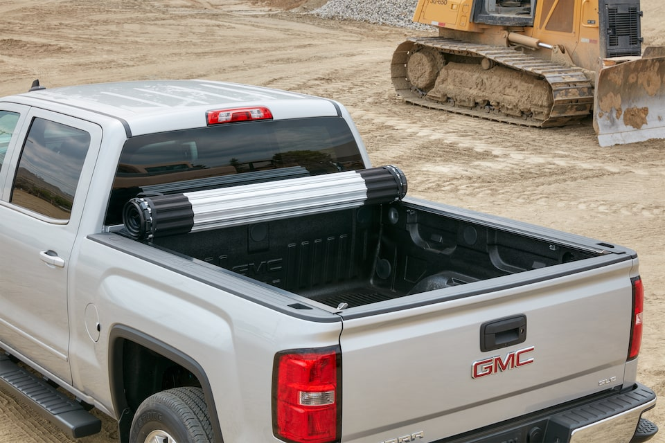 Top Your Pickup With A Tonneau Cover Gmc Life