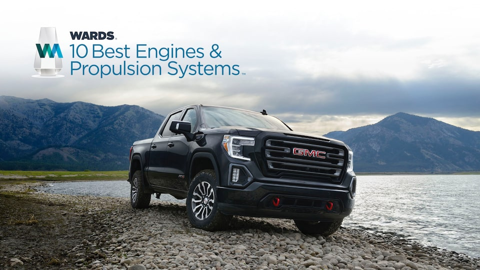2020 GMC Sierra 1500 Duramax Turbo-Diesel Engine