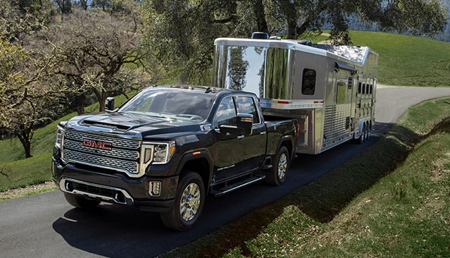GMC Sierra HD Towing