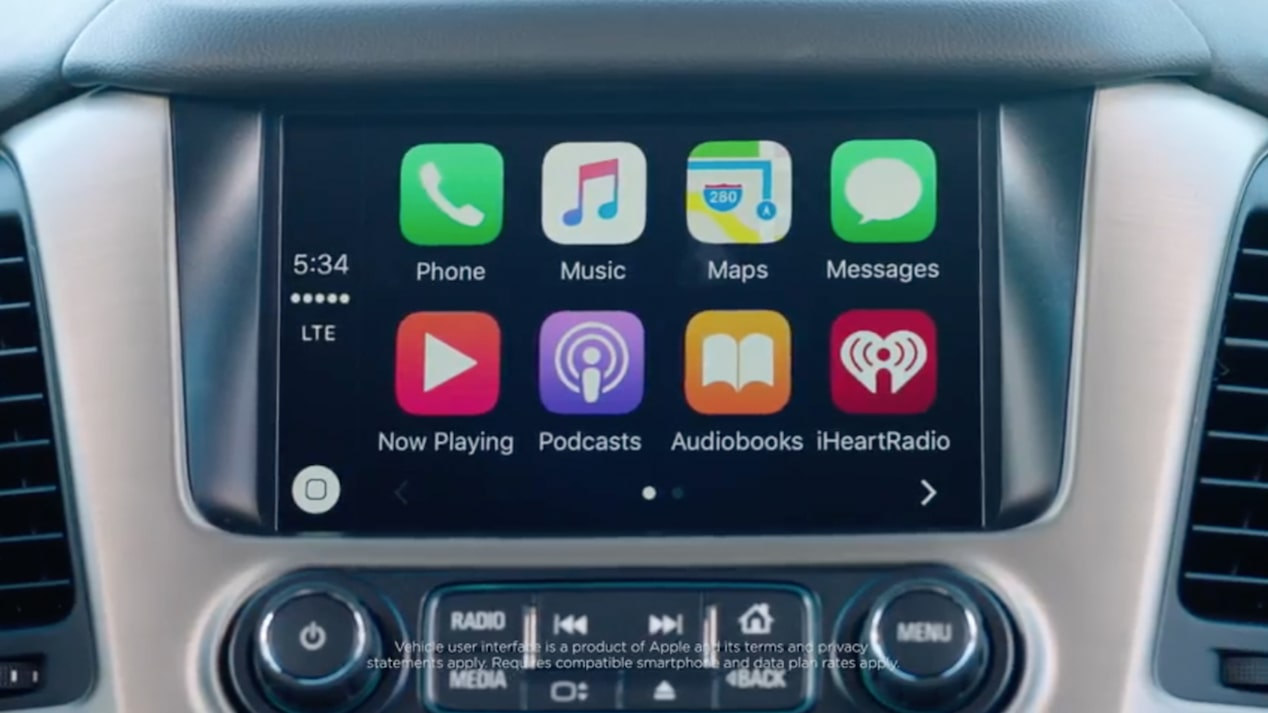 GMC life yukon denali engineering explained apple carplay.