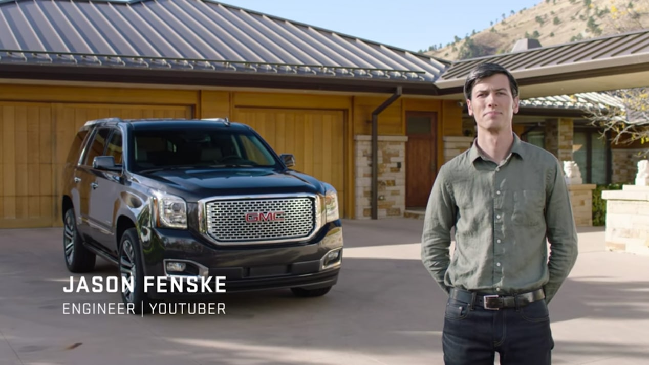 GMC life yukon denali engineering explained keyless.